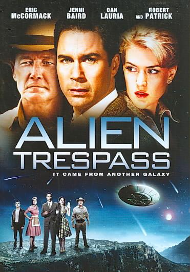 ALIEN TRESPASS BY MCCORMACK,ERIC (DVD)